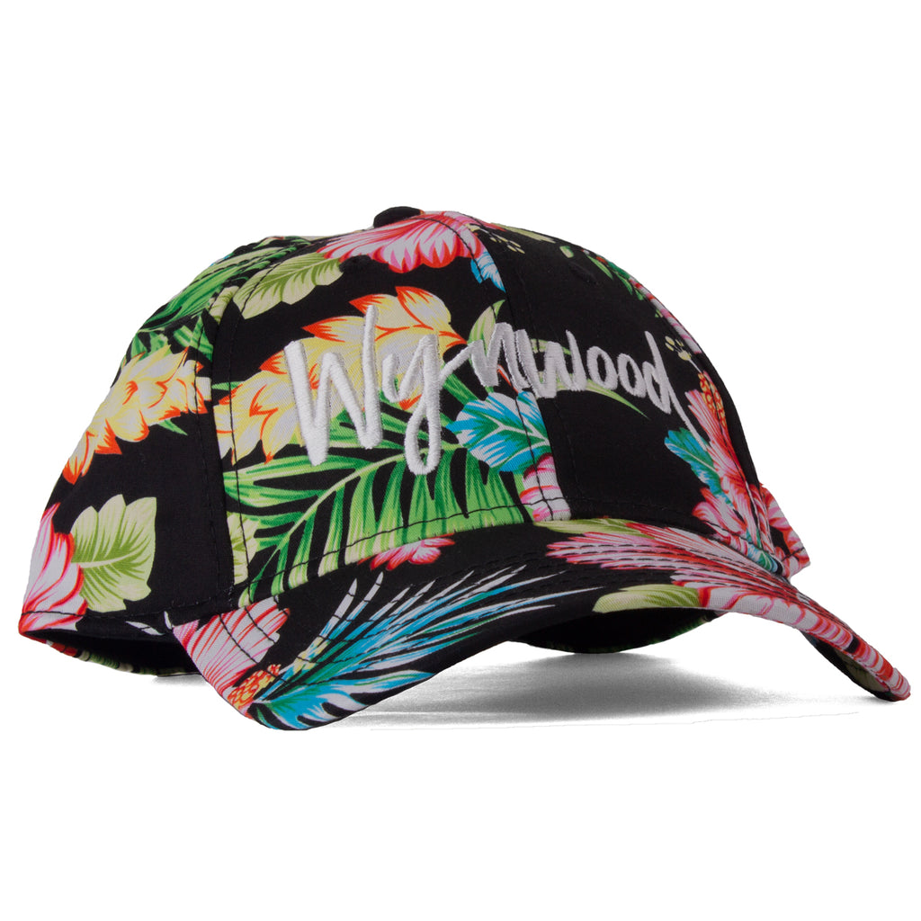 Wynwood Miami Merch Tropical Hawaiian Cap