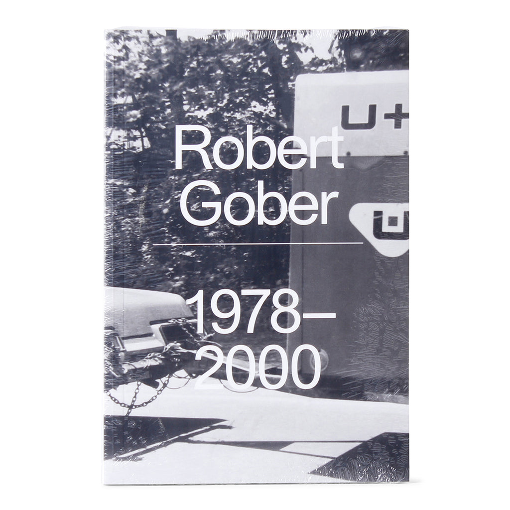 Institute of Contemporary Art Miami Robert Gober Book