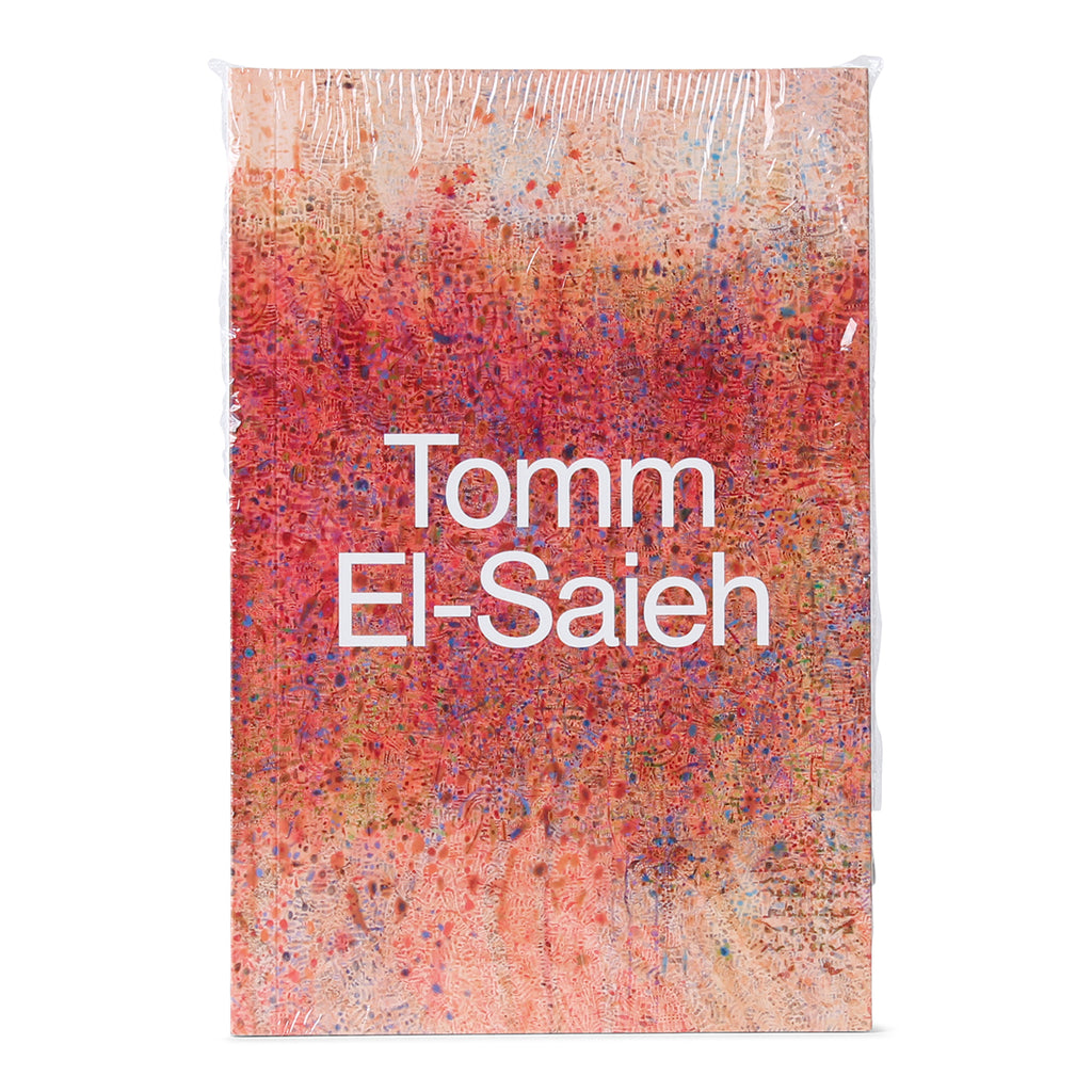 Institute of Contemporary Art Miami Tomm El-Saieh Book