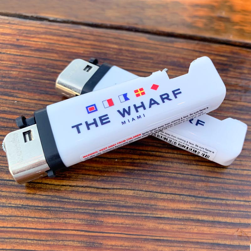 The Wharf Lighter & Bottle Opener