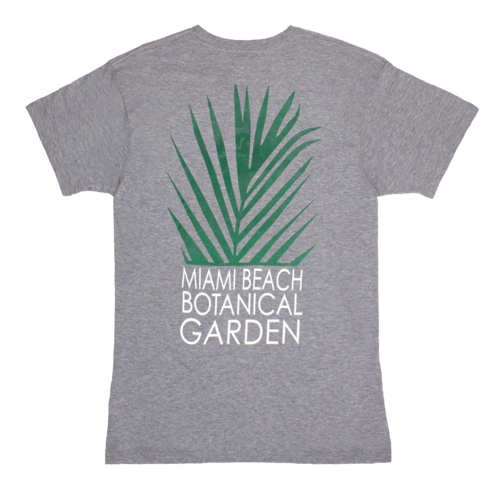 Miami Beach Botanical Garden Men's / Unisex Tshirt