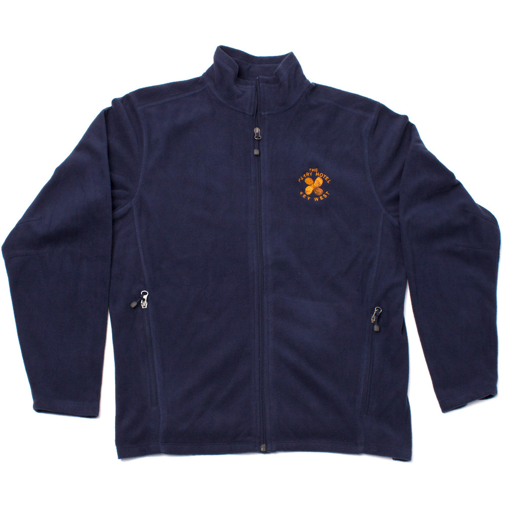 The Perry Hotel Men's Fleece Jacket
