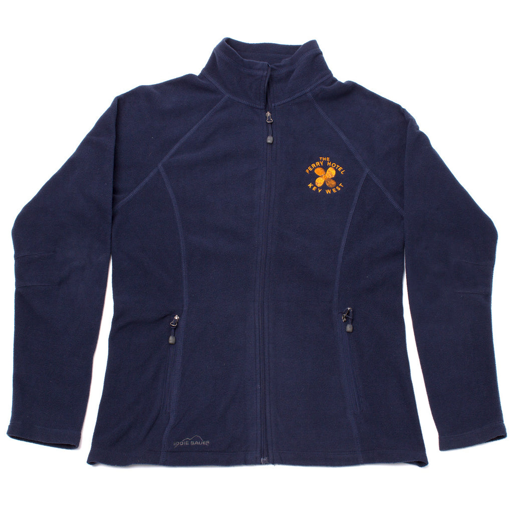 The Perry Hotel Women's Fleece Jacket