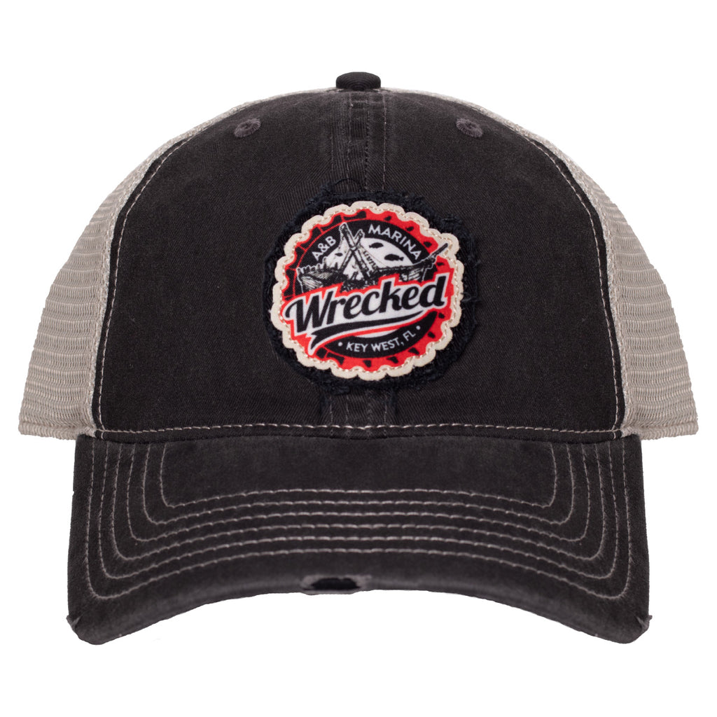 "The Perry Hotel ""Wrecked"" Hat"