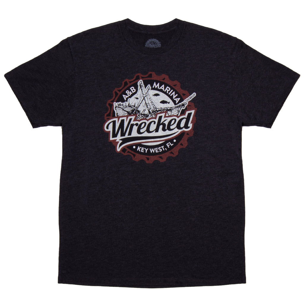 "The Perry Hotel Mens / Unisex ""Wrecked"" Tshirt"