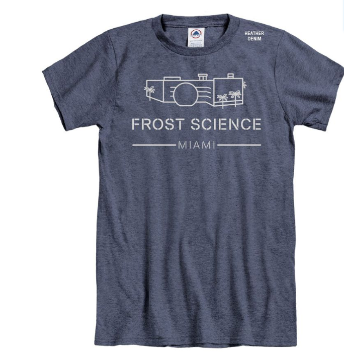 Frost Science Museum TShirt, Mens