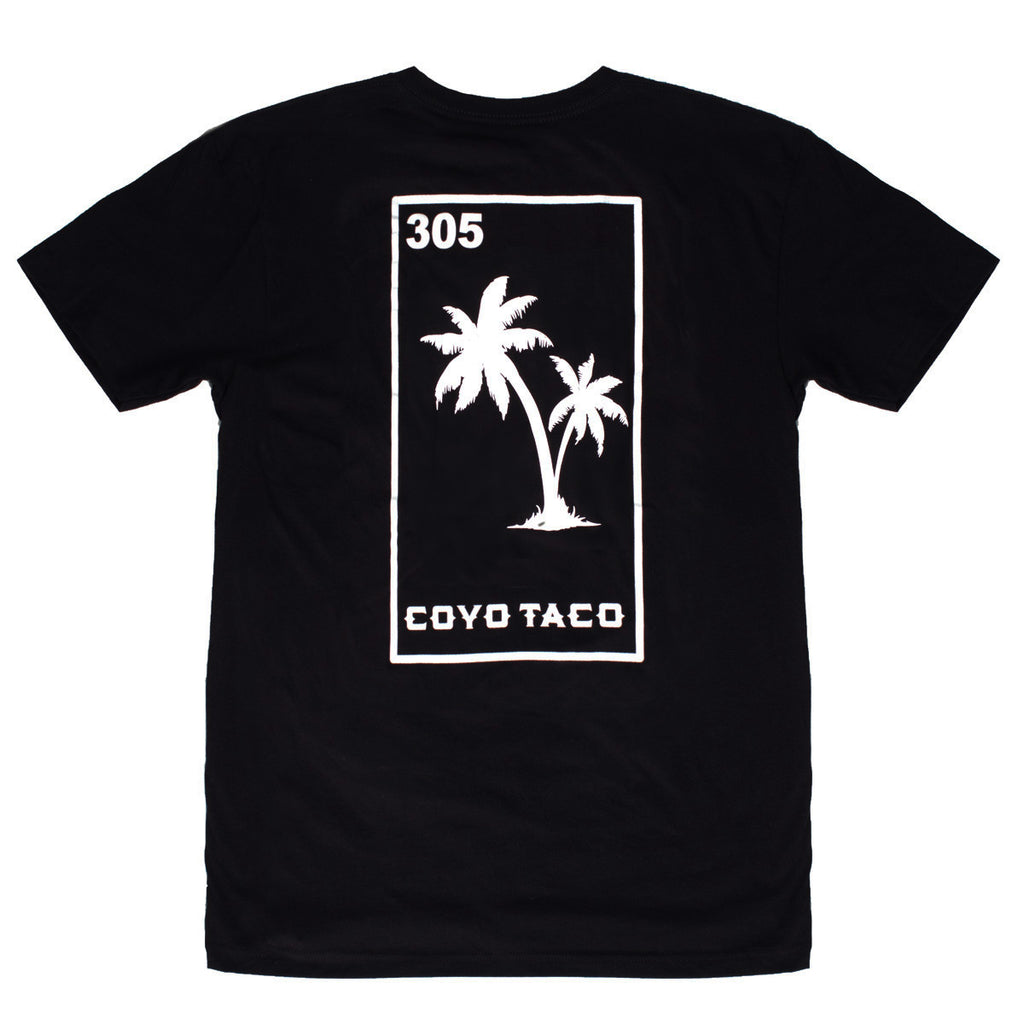 "Coyo Taco ""Palm Trees"" Tshirt"