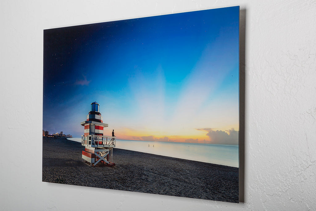 "Mike Butler Photography ""Breakwater Hotel"" Photograph"