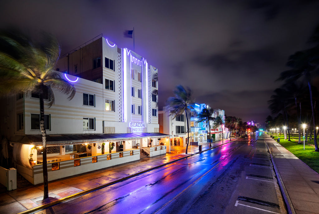 "Mike Butler Photography ""Ocean Drive"" Photograph"
