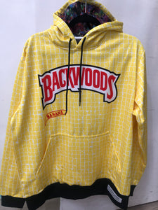 "Backwood ""Honey "" hoodies - HustleNGrow"