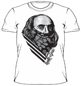Ben Franklin T-shirt - HustleNGrow