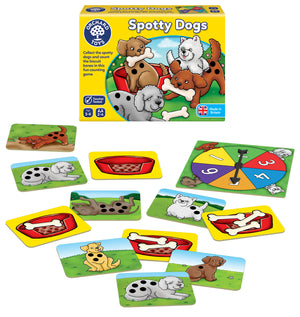 Spotty Dogs - The Tiny Toy Store