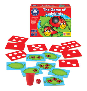 The Game Of Ladybirds - The Tiny Toy Store