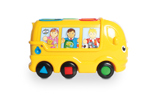 Sidney School Bus - The Tiny Toy Store
