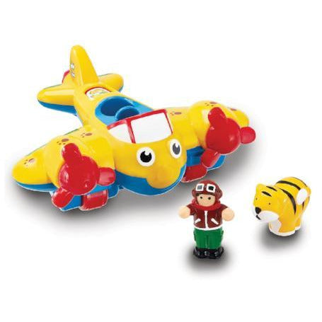 Johnny Jungle Plane - The Tiny Toy Store
