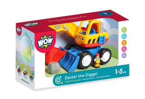 Dexter the Digger - The Tiny Toy Store