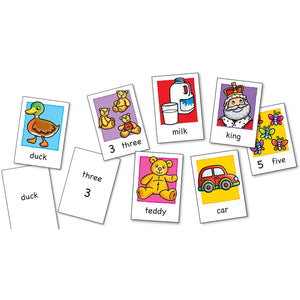 Flashcards - The Tiny Toy Store