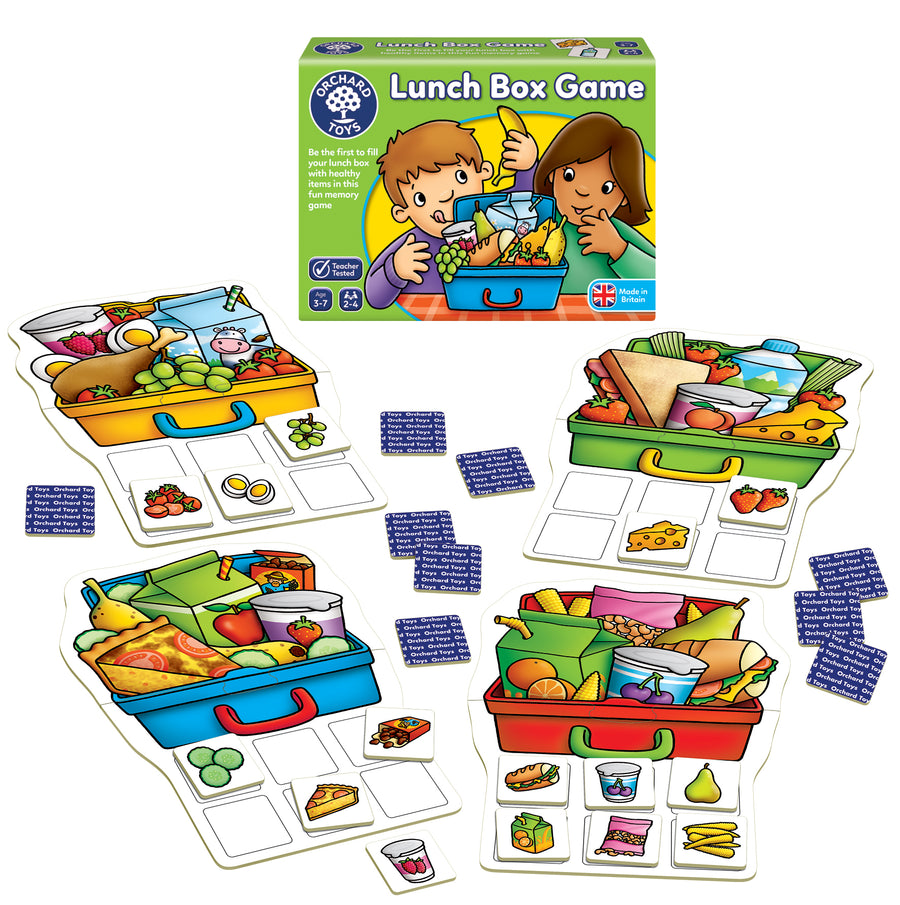 Lunch Box Game - The Tiny Toy Store