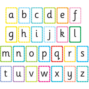 Alphabet Flash Cards - The Tiny Toy Store