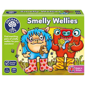 Smelly Wellies - The Tiny Toy Store