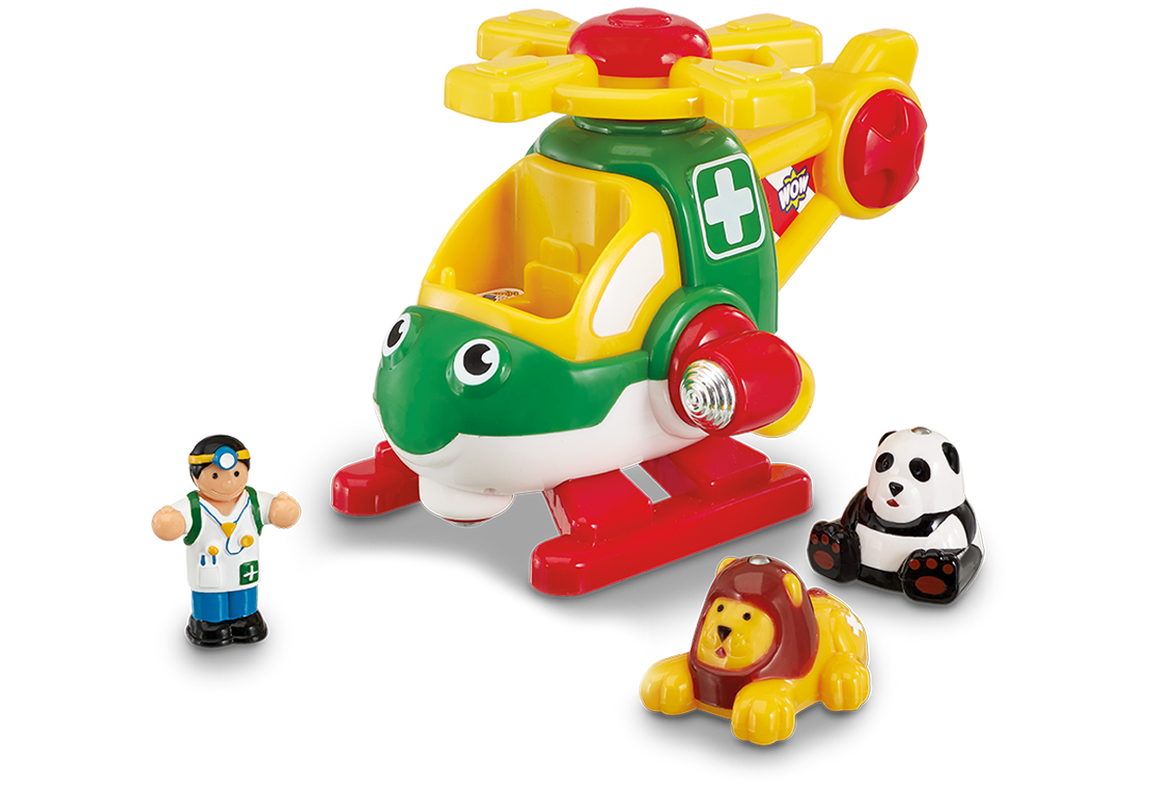 Harry Copter's Animal Rescue - The Tiny Toy Store