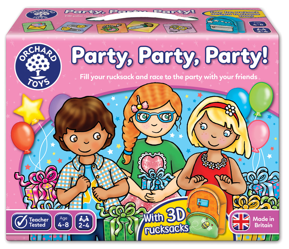 Party, Party, Party! - The Tiny Toy Store