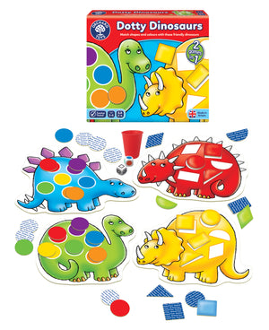 Dotty Dinosaurs - The Tiny Toy Store
