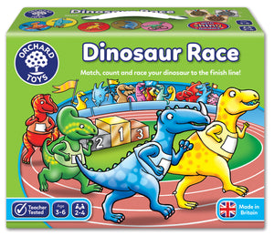 Dinosaur Race - The Tiny Toy Store