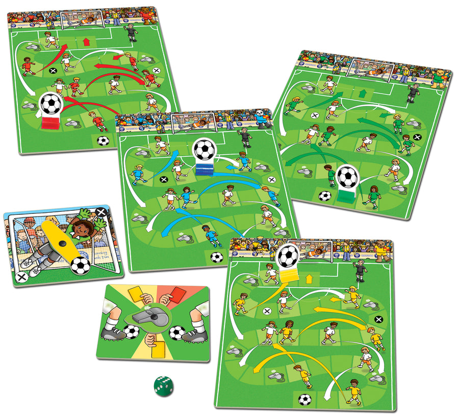 Football Game - The Tiny Toy Store
