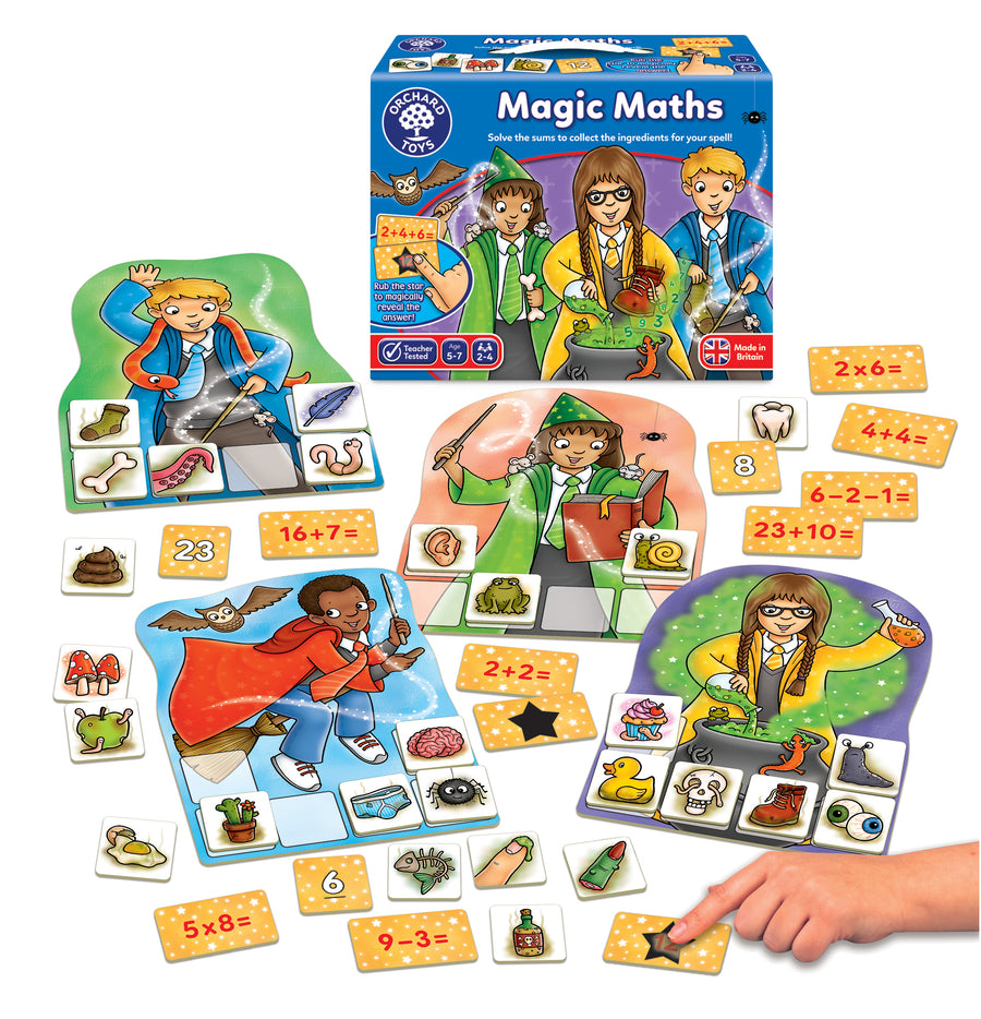 Magic Maths - The Tiny Toy Store