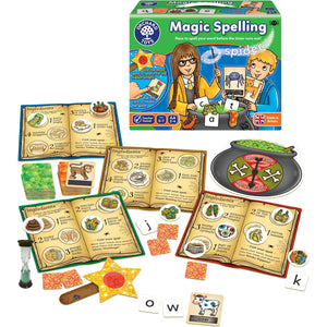 Magic Spelling - The Tiny Toy Store