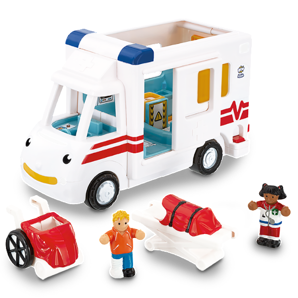 Robin's Medical Rescue - The Tiny Toy Store