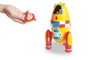Ronnie Rocket - The Tiny Toy Store