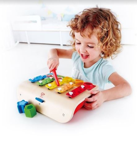 Shape Sorter Xylophone - The Tiny Toy Store