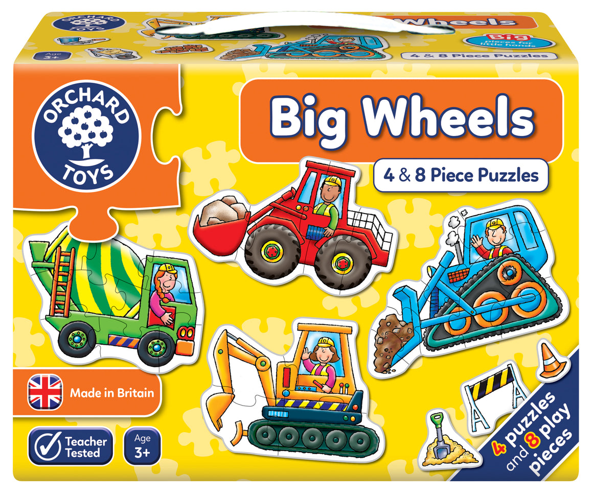 Big Wheels - The Tiny Toy Store