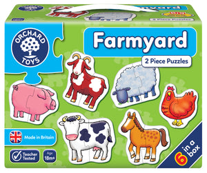Farmyard - The Tiny Toy Store