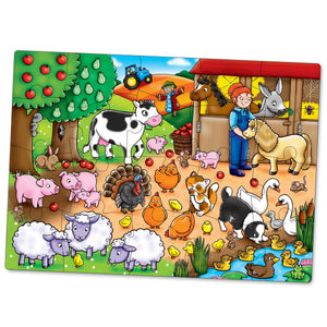Who's on the farm? - The Tiny Toy Store