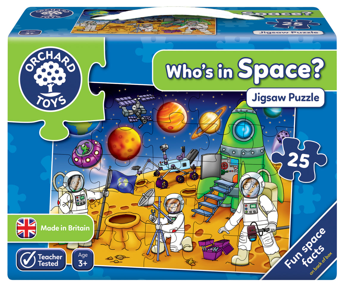 Who's in space? - The Tiny Toy Store