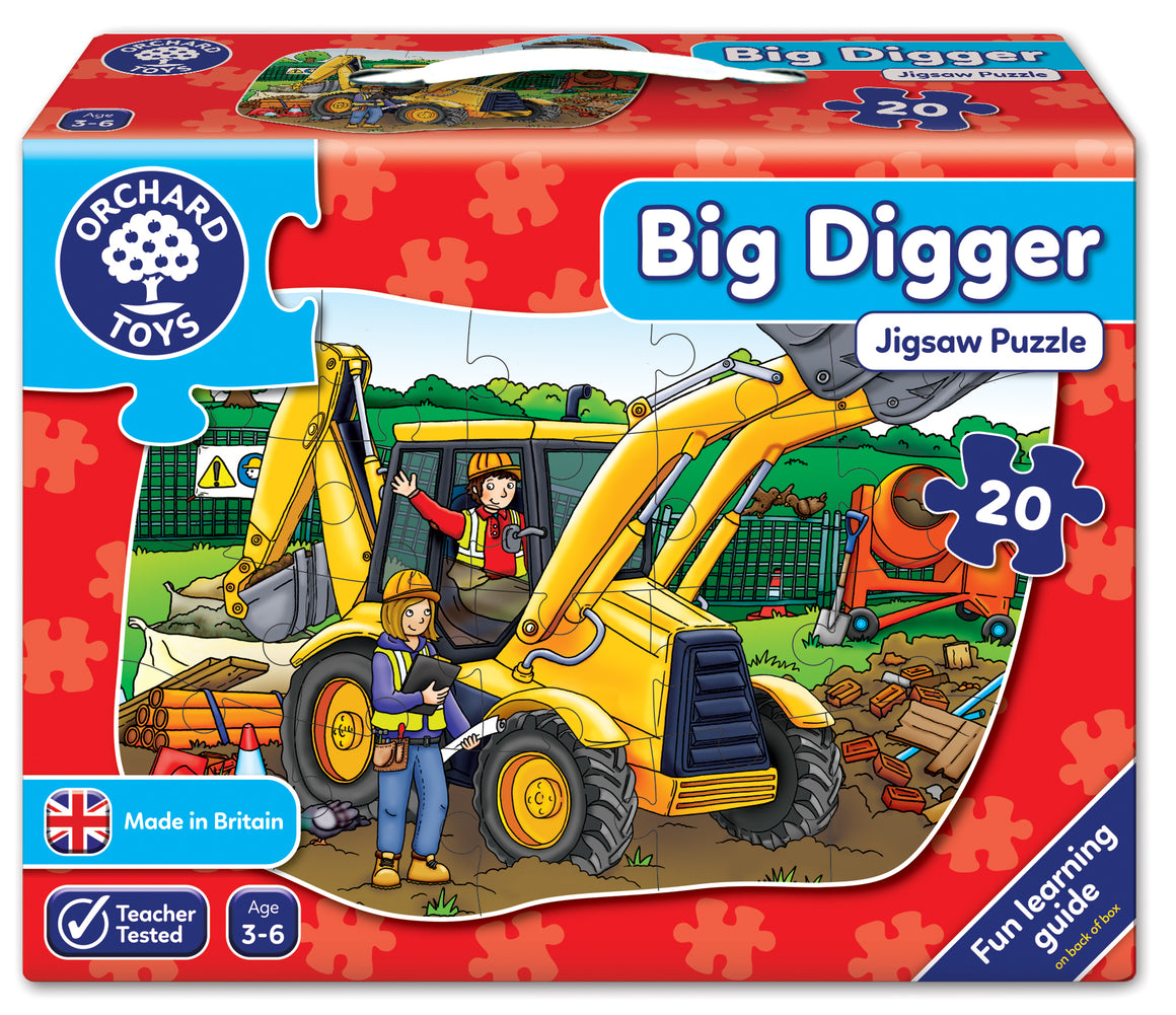 Big Digger - The Tiny Toy Store