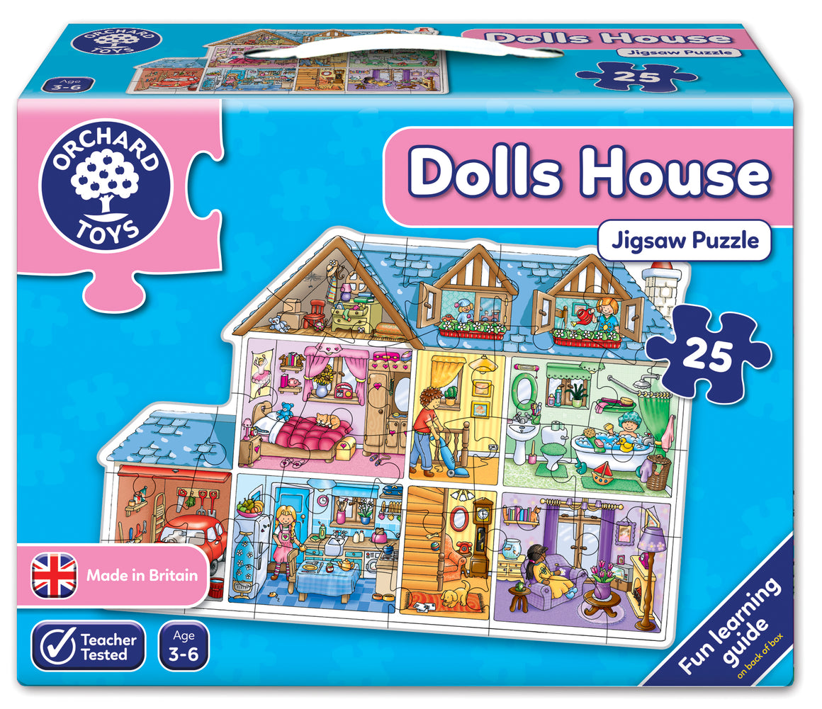 Dolls House - The Tiny Toy Store