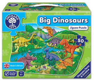 Big Dinosaurs - The Tiny Toy Store