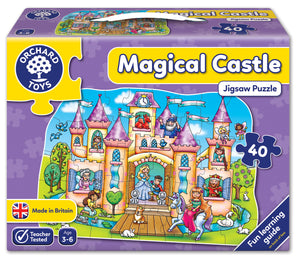 Magical Castle - The Tiny Toy Store