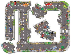Giant Road Jigsaw - The Tiny Toy Store