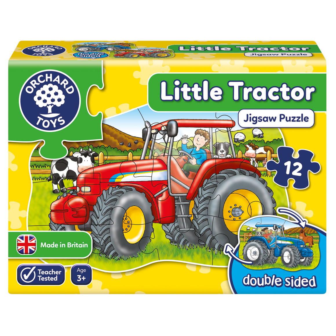 Little Tractor - The Tiny Toy Store