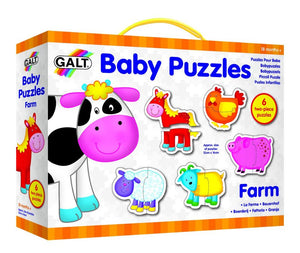 Baby Puzzle - Farm - The Tiny Toy Store