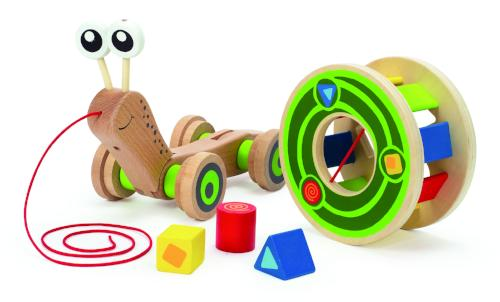 Walk- A-Long- Snail - The Tiny Toy Store