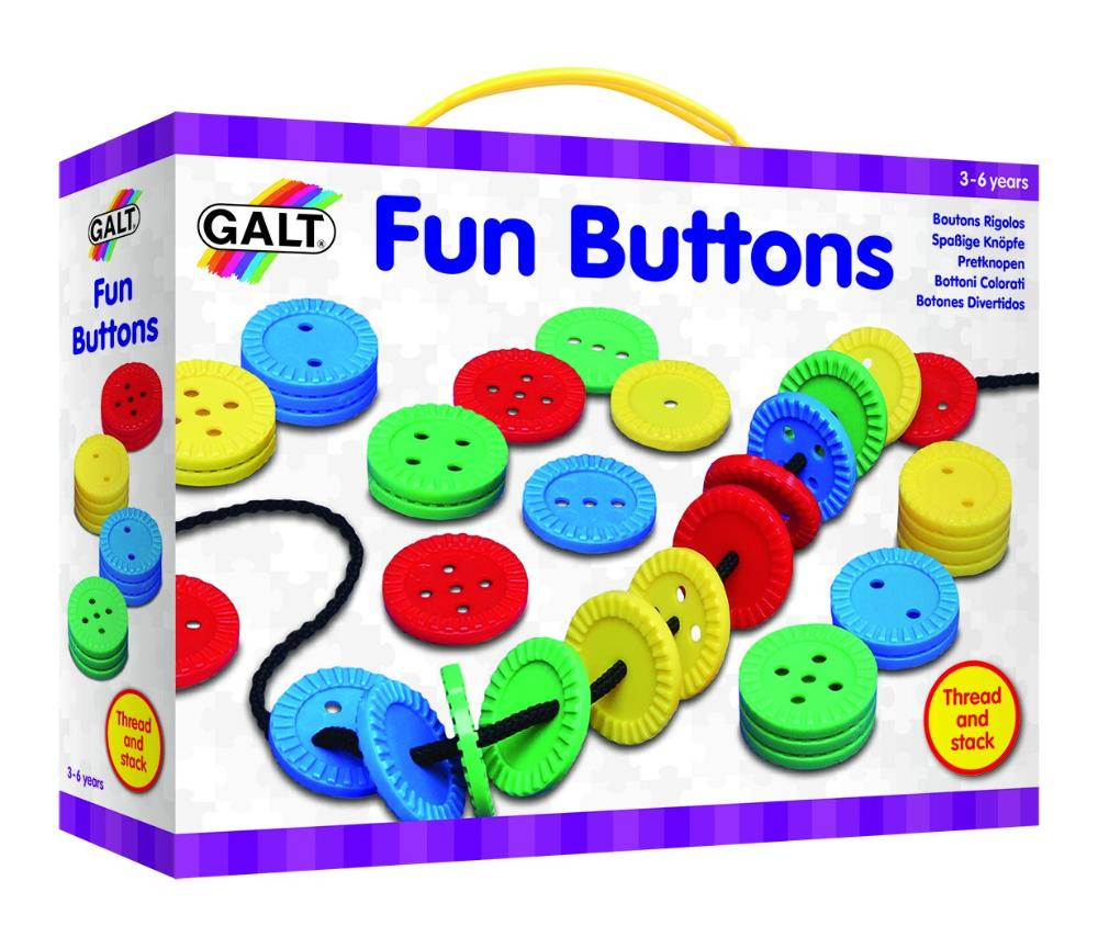 Fun Buttons - The Tiny Toy Store