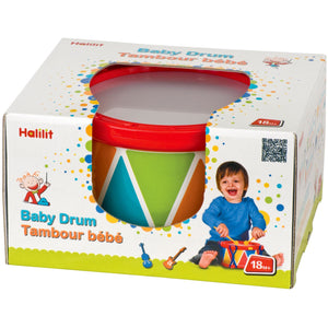 Halilit Baby Drum - The Tiny Toy Store