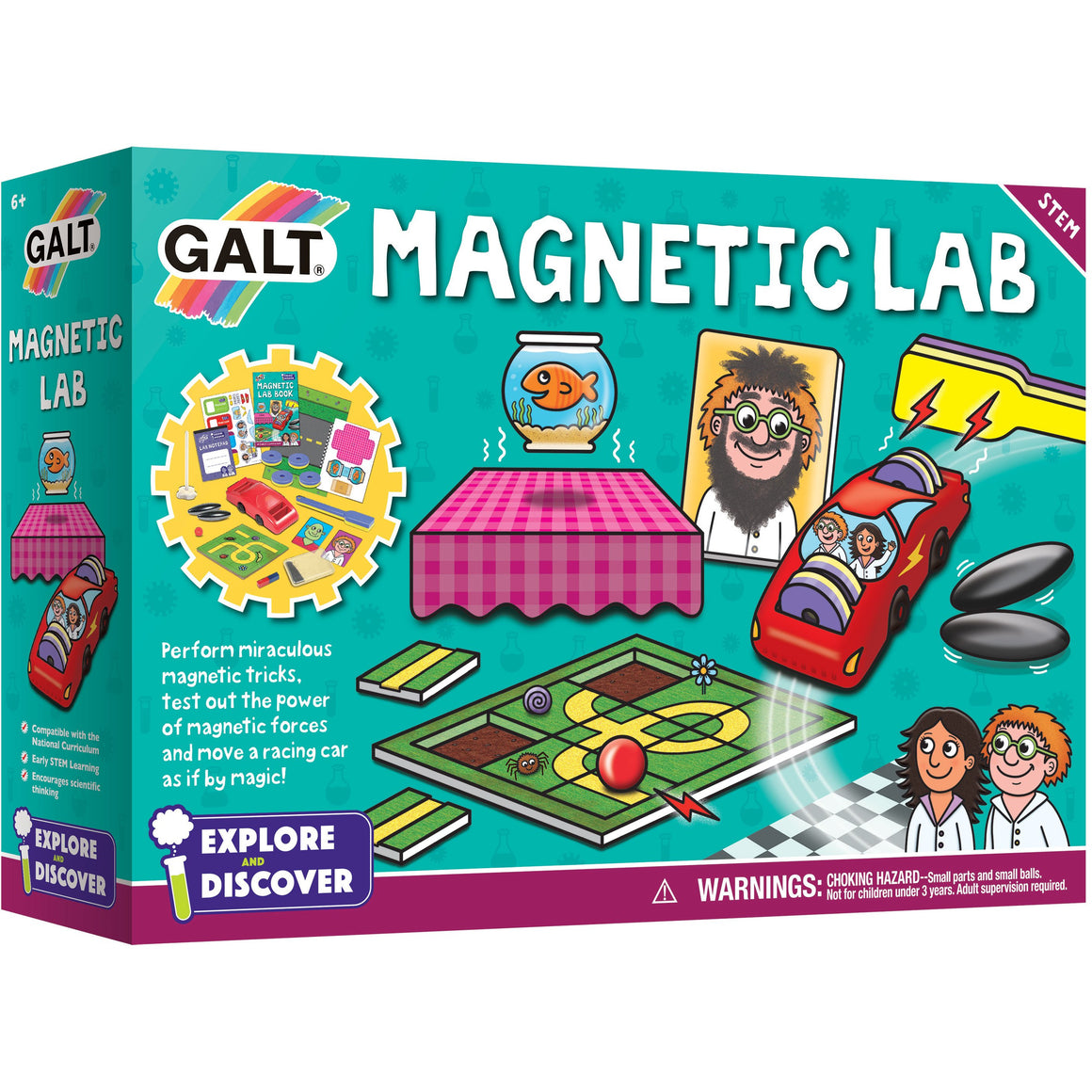 Magnetic Lab