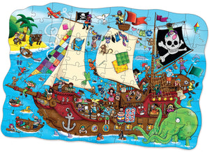 Pirate Ship - The Tiny Toy Store